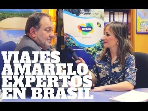 Viajes Amarelo, la agencia especializada en Brasil