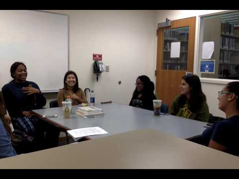 MMC 4609 Team 3 - Focus Group Video