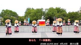 開催日 :2016年9月25日 イベント名:KOBE ALIVE 2016 (神戸アライブ) 2...