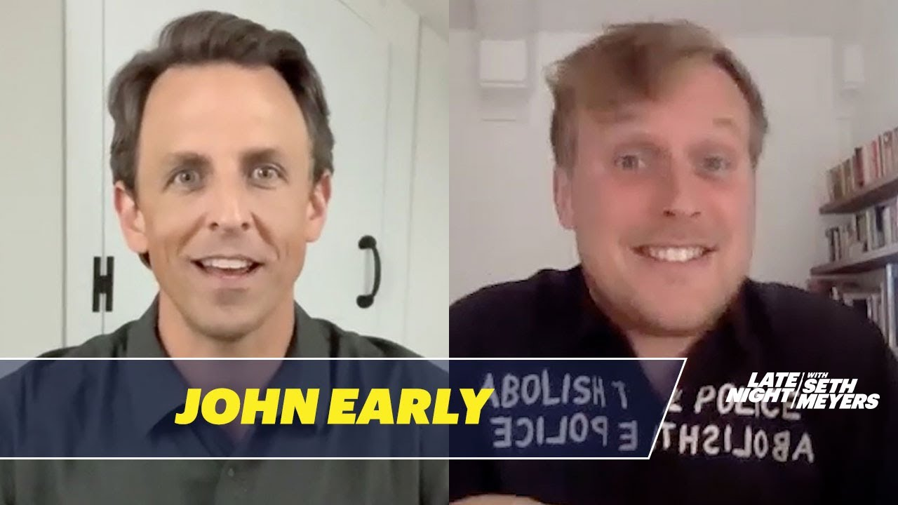 John Early and Seth Acknowledge Their Electric Chemistry