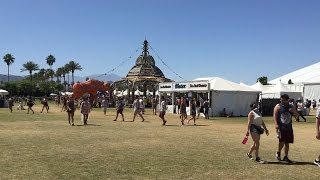 Coachella 2015 Highlights with Pat McGroine