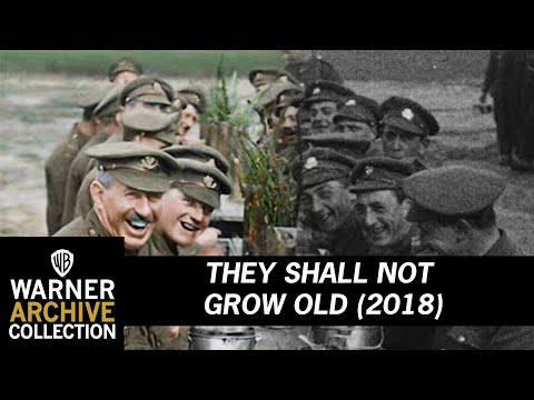 They Shall Not Grow Old - Clip