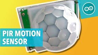 #22 HC-SR501 motion sensor (PIR)