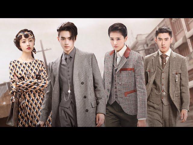 Arsenal Military Academy M/V [ Eng/Pin ] Chinese Music + Drama Trailer | Bai Lu + Xu Kai + Toby Lee