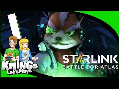 Starlink: Battle for Atlas Walkthrough Part 1 Enter StarFox