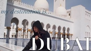my destination - Dubai, UAE ドバイ, アラブ首長国連邦 (travel vlog)