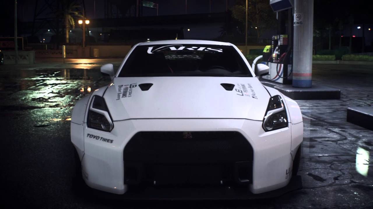 Need for speed 2015 gtr r35 liberty walk body kit 1000 hp for Nissan gtr bodykit