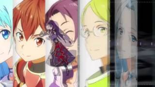 Sword Art Online -  Courage [FULL Song] AMV Opening