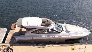 2016 Jeanneau Leader 36 Motor Yacht - Walkaround - 2015 Montreal In Water Boat Show