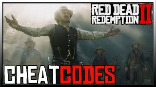 Red Dead Redemption 2 Cheats - How to Find Them, Use Them and Enter Them!