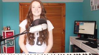 Hey mama - david guetta ft. nicki minaj  |  jade burke (acoustic cover)