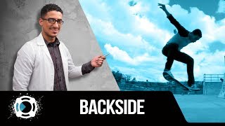 Cómo saltar en tabla: Trick Tip Backside 180 (Clase 12)