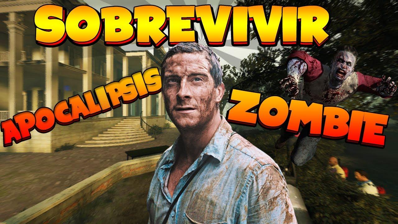 EL SUPERVIVIENTE en LEFT 4 DEAD 2 ! - YouTube
