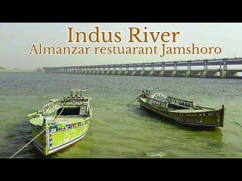 Indus River 2018 Almanzar Hotel Jamshoro Hyderabad Sindh Pakistan
