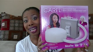I Bought 2 New Hair Dryers. Hooded Dryer Haul