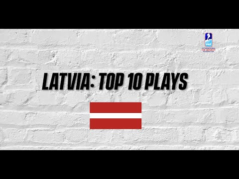 Latvia: Top 10 Plays | #IIHFWorlds 2020 from YouTube · Duration:  3 minutes 18 seconds