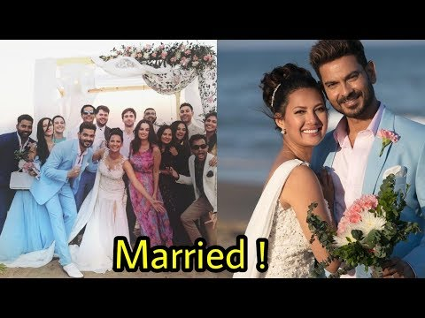 Big Boss 9 couple Keith Sequeira and Rochelle Rao finally got married |❤SECRET MARRIAGE