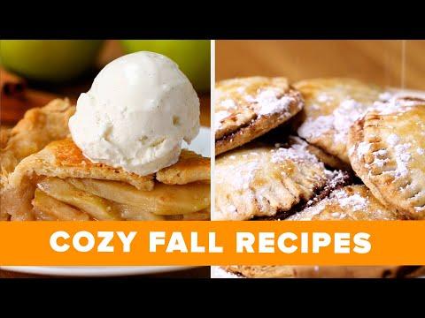 Cozy Recipes For Fall Season