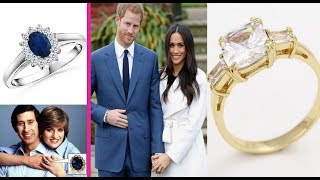 Did Diana win the ring for Meghan Markle?