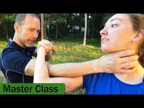 Supine Wrist Lock —Master Class Core JKD