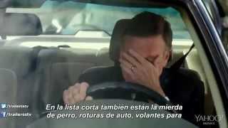 The Angriest Man In Brooklyn ( Robin Williams) 2014 Trailer Sub Español