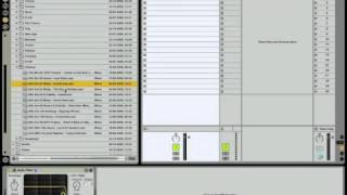 Ableton Live в действии. Урок 4. часть1