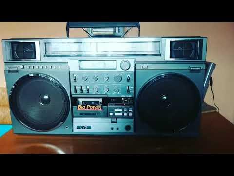 JVC RC-M90 No1 Boombox Ghettoblaster Stereo Radio Cassette Recorder Portable Stereo