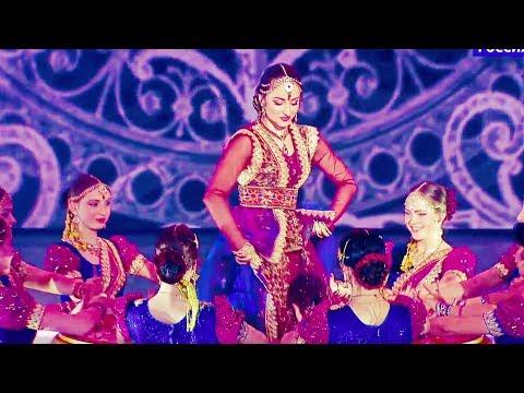Nimbooda, TV Show, Indian Dance Group Mayuri, Russia