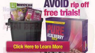 Acai Berry Juice Weight Loss Product