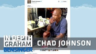 Chad Johnson: I have to be careful on Twitter