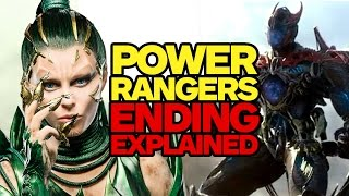 Power Rangers Ending & Post-Credits Scene Explained - SPOILERS!