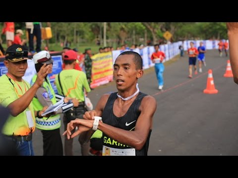 Borobudur Marathon, Menpora : Yang Menang Jangan Langsung Pulang