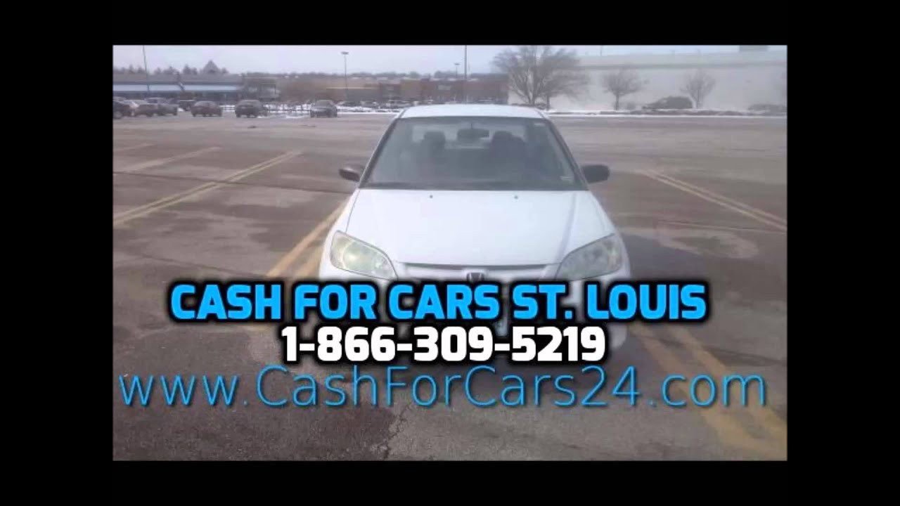 Cash for Cars St Louis MO We Buy Cars in St Louis Missouri Sell My ...
