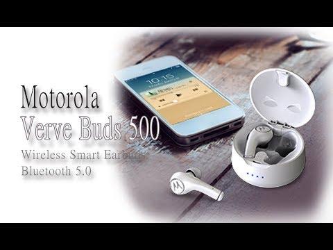 Motorola Verve Buds 500 Wireless Smart Earbuds www hotbuy hk
