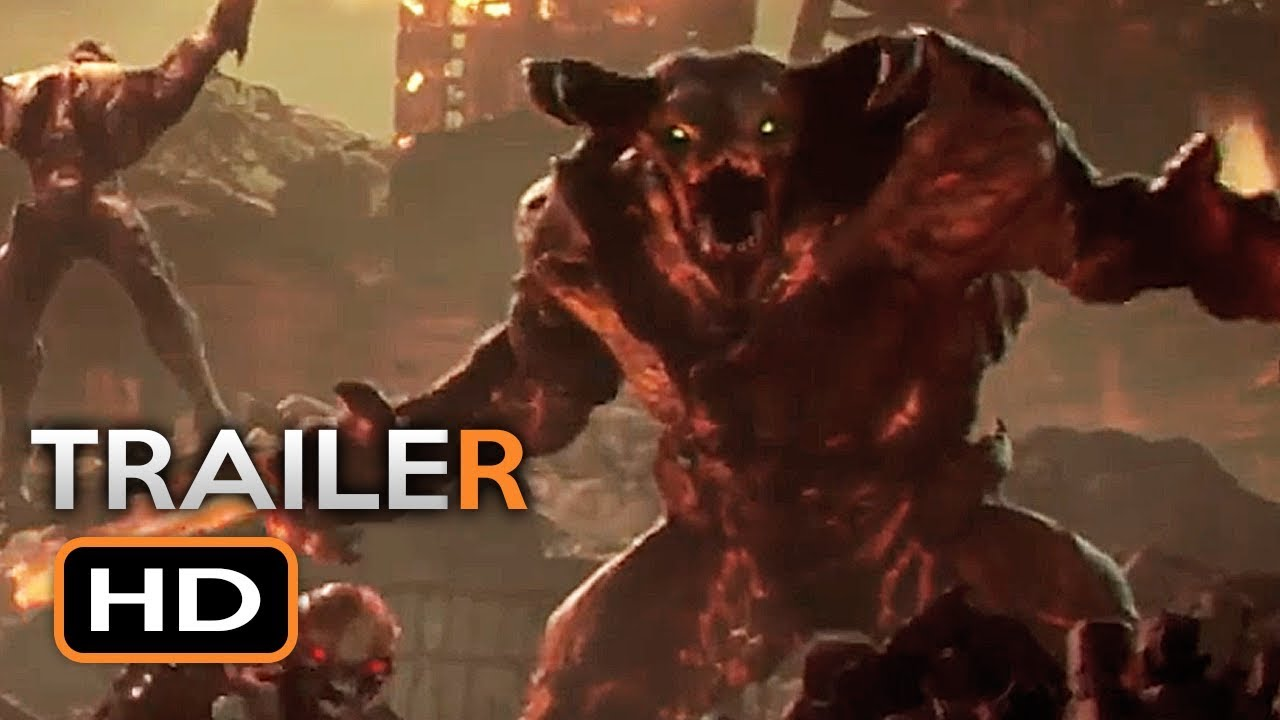 DOOM 2 Trailer (E3 2018) DOOM Eternal Action Shooter Video Game HD