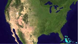 USA Water Cycle Overview