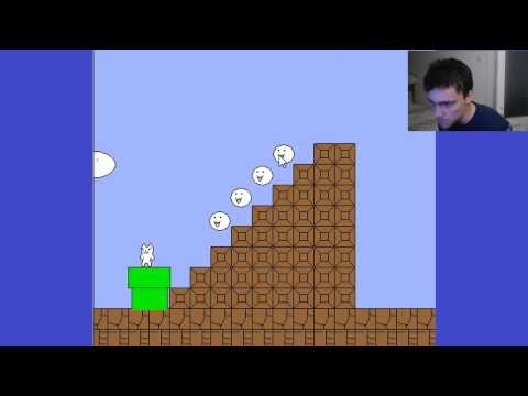 Cat Mario | Самая опечаливающая игра