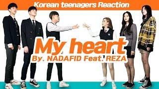 Download lagu 인도네시아 노래를 들은 한국 청소년들의 반응(My heart 2006)