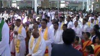 Ordination-Kunkuri- Jashpur, India