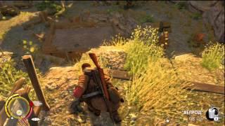 Прохождение Sniper Elite 3: Afrika — Часть 5: Охота за головами
