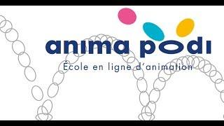 ANIMA PODI : teaser du MOOC dédié à l'animation 3D de la e-académie de GOBELINS