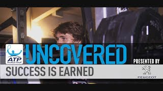 Success Is Earned Uncovered 2017