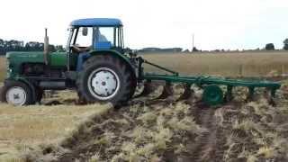 Zielona moc - Ursus c-4011! Podorywka Klasyka rolnictwa - kiedyś to było