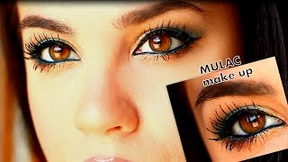 Make up con la DIFFERENT di MULAC e...palette per voi! :) ragazza scelta(guardate nel box info) Thumbnail