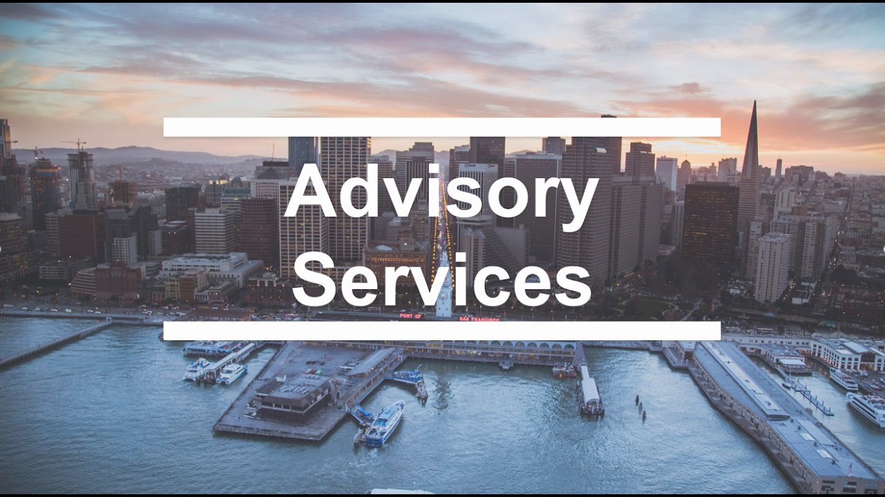 Investment Banking Areas Explained  Advisory Services