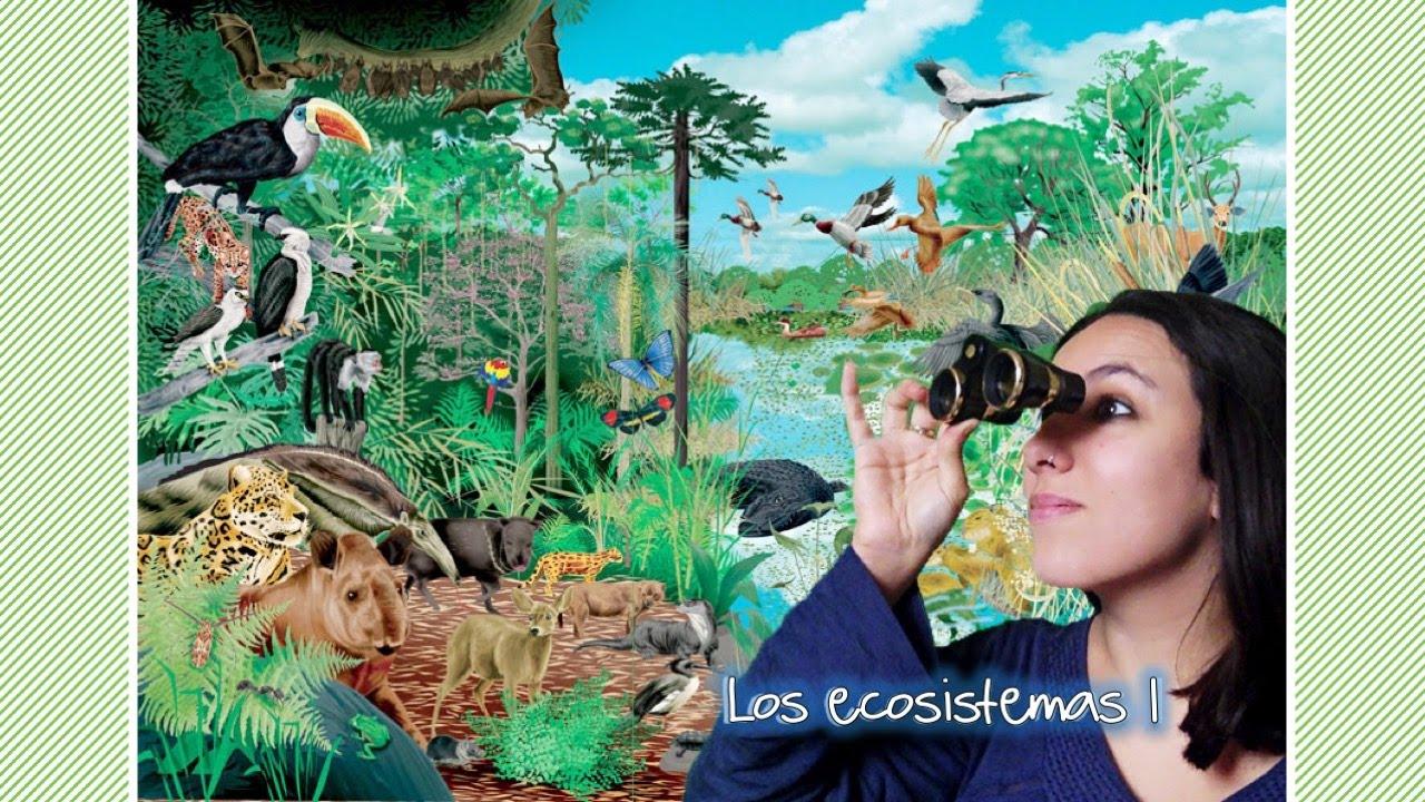 Ecosistemas I -  Relaciones interespecíficas e intraespecíficas. Bio[ESO]sfera. ECOLOGÍA