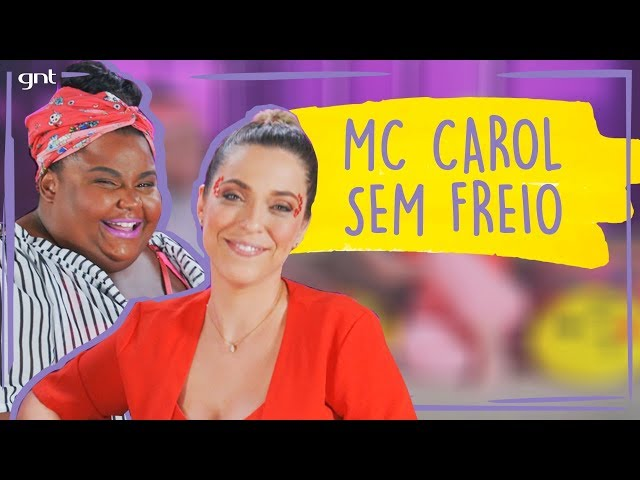 MC Carol dá o papo reto pra Júlia Rabello | #111 | Fale Conosco