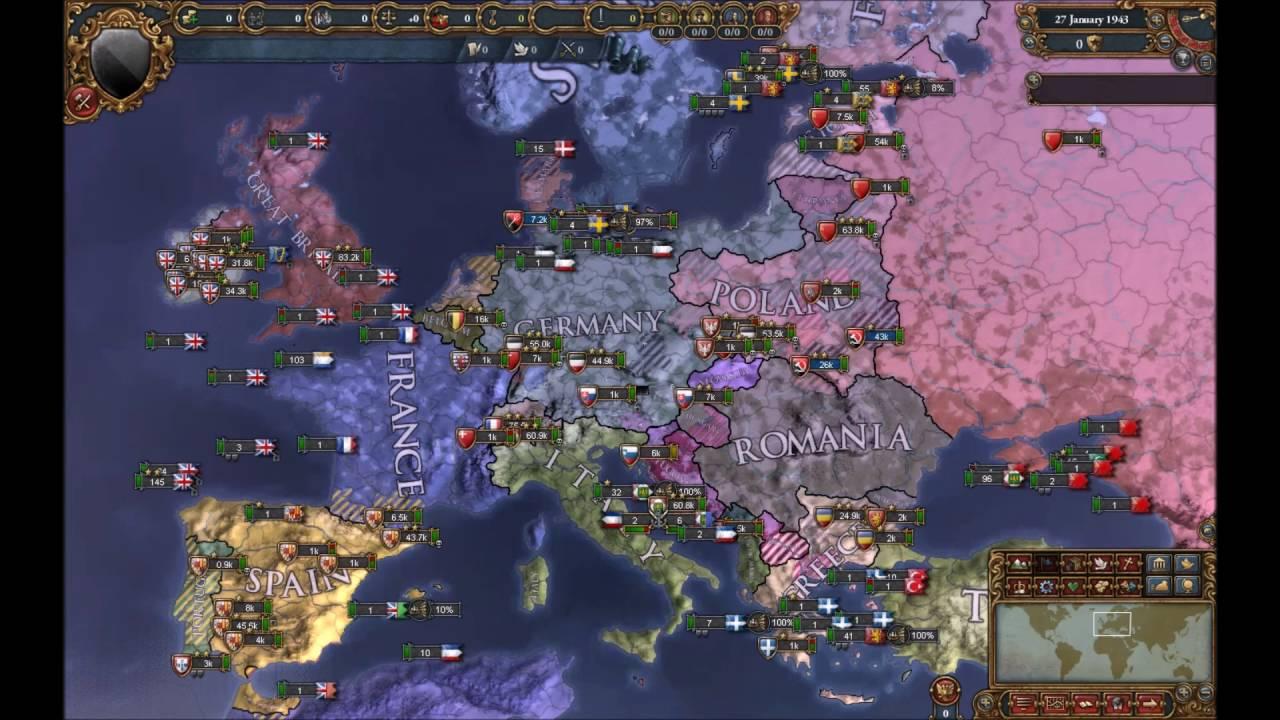 Europa Universalis Ww2