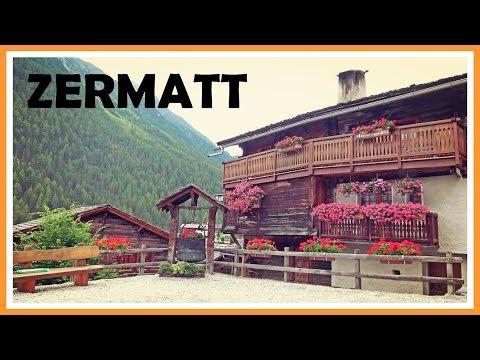Zermatt y Montaña del Matterhorn / Cervino, Paraíso de los Alpes | SUIZA 8# Switzerland | Suisse