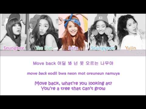 CLC (씨엘씨) - Pepe (Color Coded Han|Rom|Eng Lyrics/Sub)